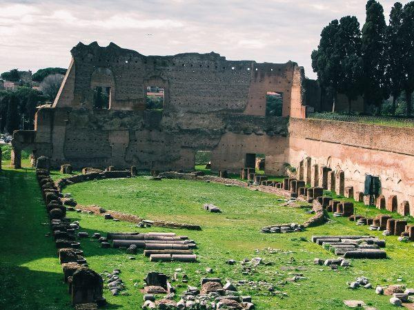 Mont Palatin de Rome