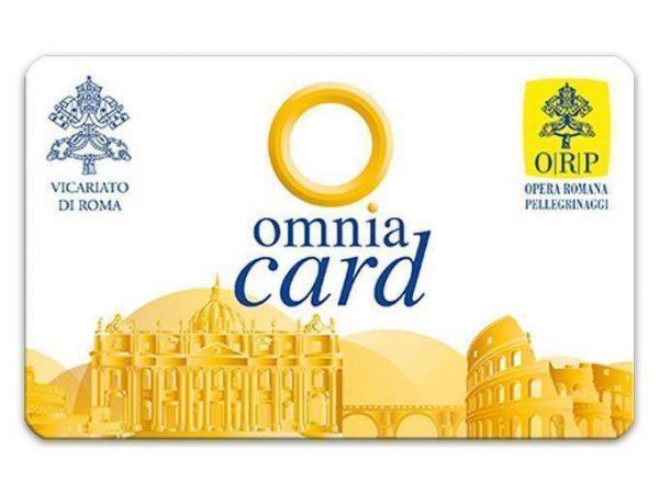 Omnia Card de Rome