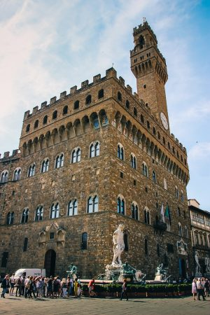 Palais Vecchio de Florence