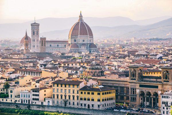 Visiter Florence et ses beaux panoramas sur la ville
