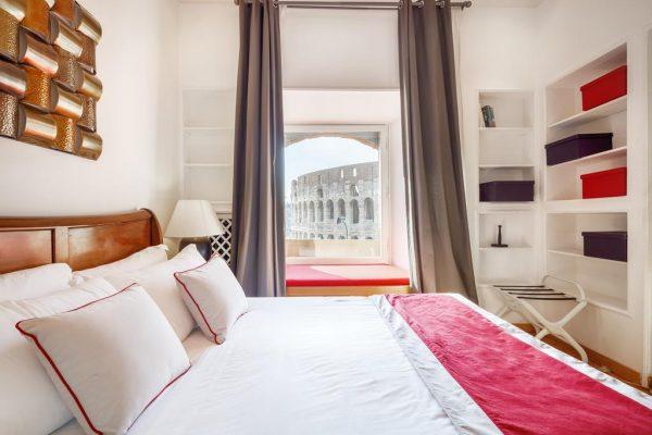 Maison d'hôte du N°9 Colosseo de Rome
