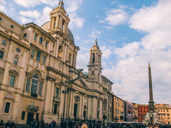 Place Navone de Rome