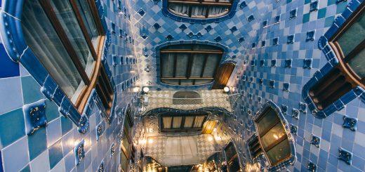 Visiter la Casa Batllo et son célèbre puits de lumière