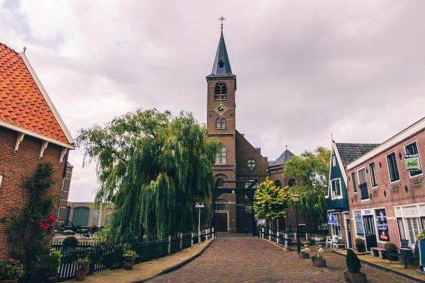 L'église Saint-Vincent de Volendam