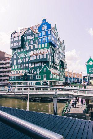 Hôtel à Zaandam aux Pays-Bas
