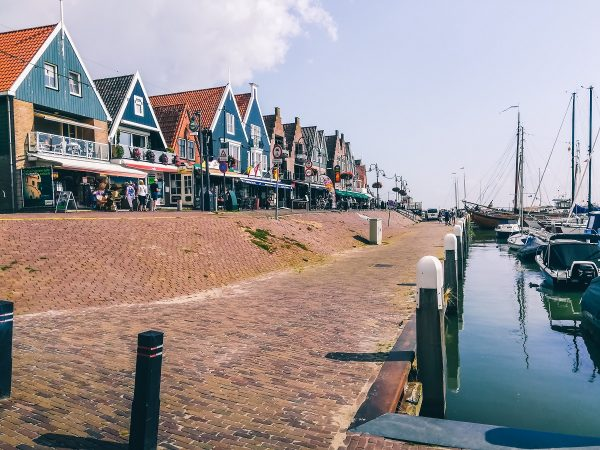 Le port de Volendam