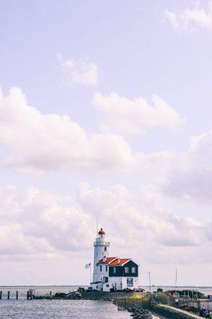 Le phare de Marken