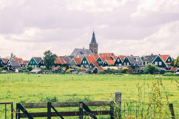 Le village de Marken