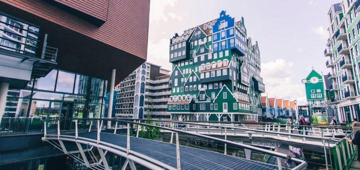 Dormir aux Pays-Bas, dans des hôtels étonnants
