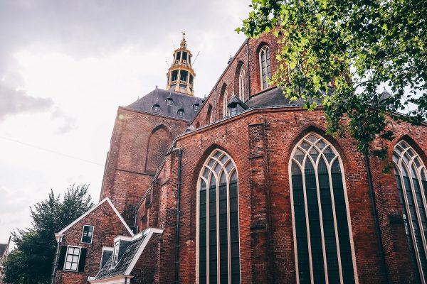 Eglise Der Aa-Kerk de Groningen