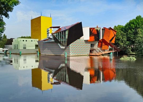 Musée Groninger à Groningen