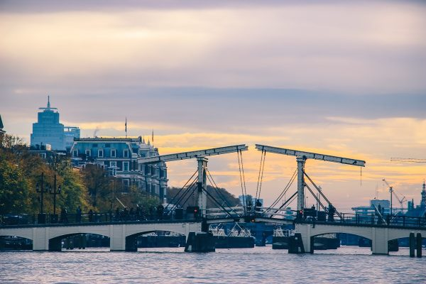 Le Magere Brug d'Amsterdam