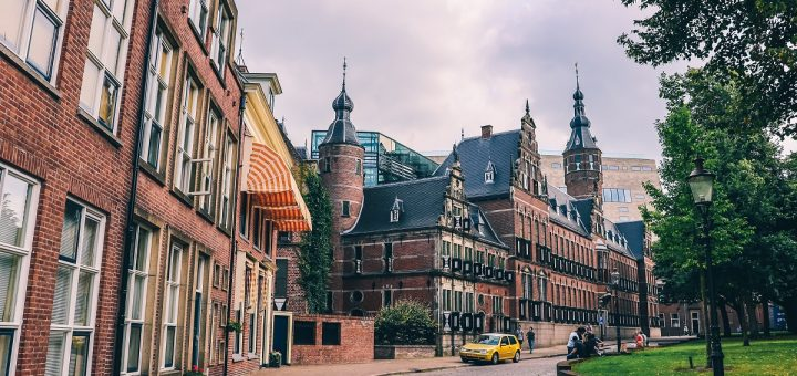 Visiter Groningen, ses jolies places et ruelles