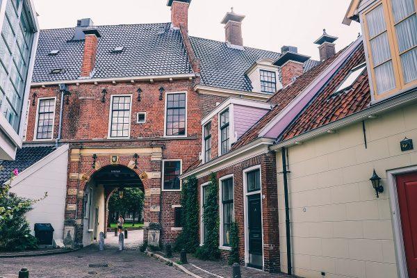 Ruelle dans Groningen