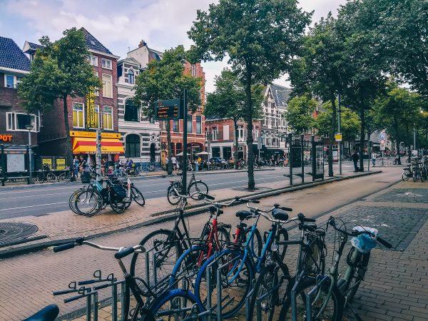 Vélos dans Groningen