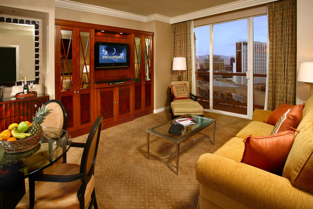 Un appartement du Luxury Suites International at The Signature de Las Vegas