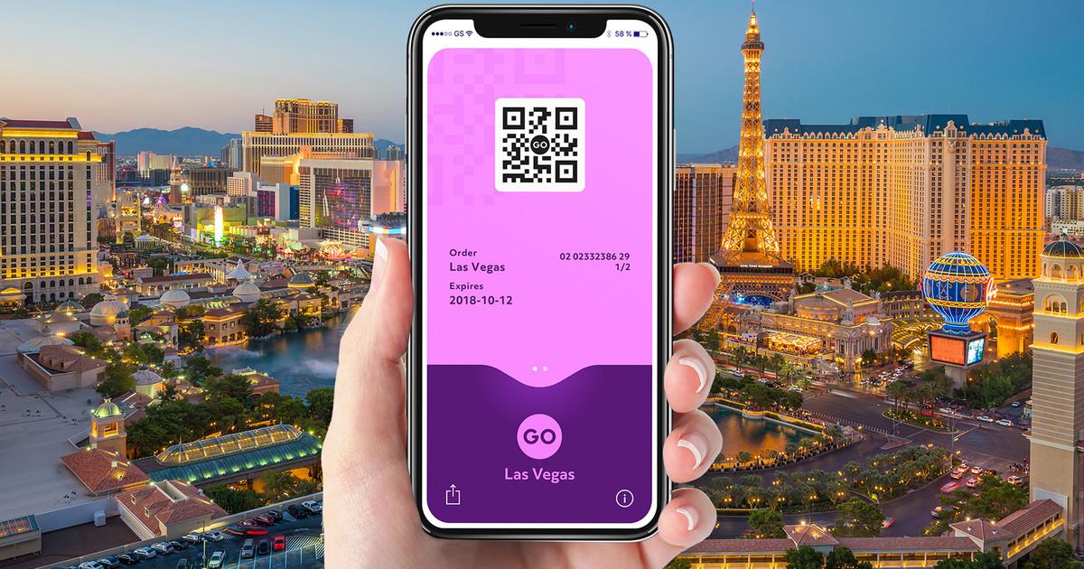 City-pass touristique de Las Vegas
