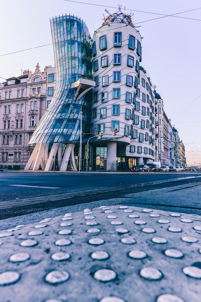 La Maison Dansante à Prague
