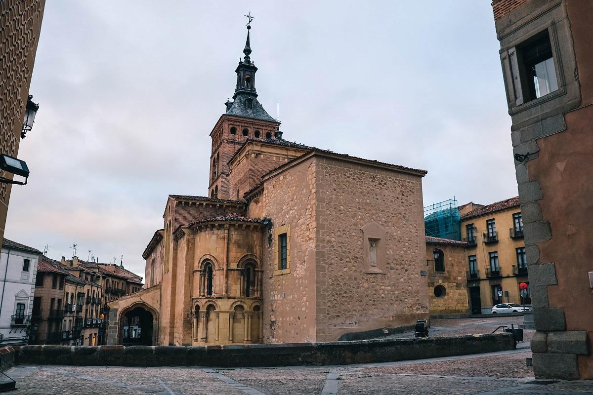 Eglise San Martin de Ségovie