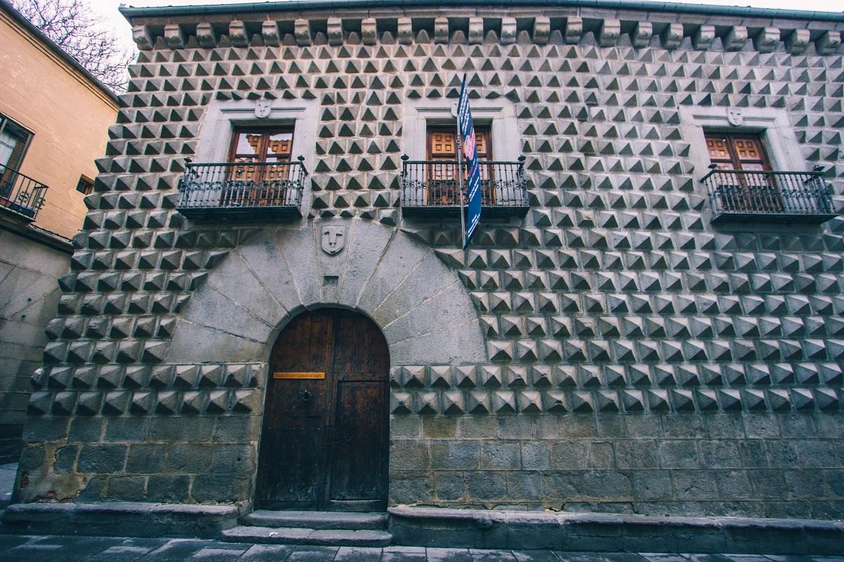 Casa de Los Picos à Ségovie