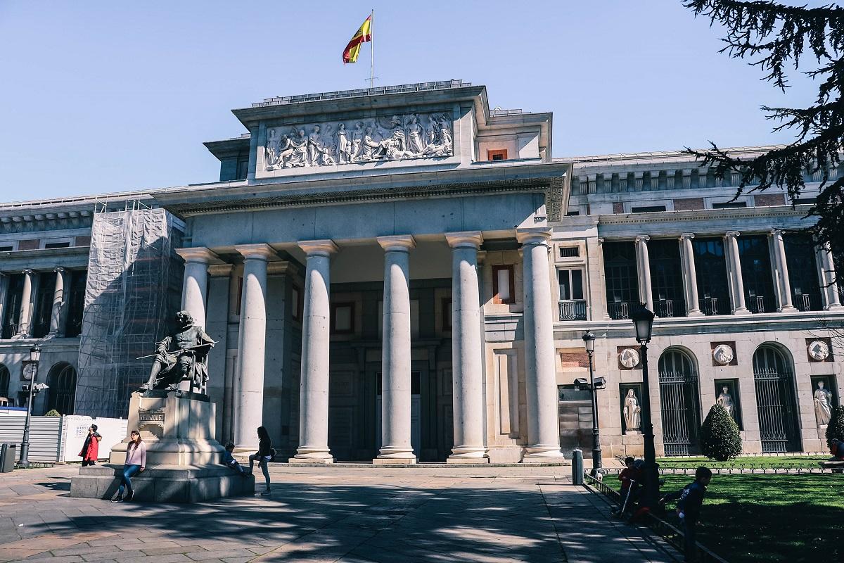 Visite du Musée du Prado de Madrid