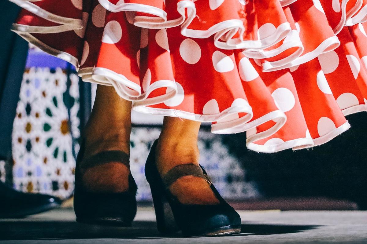 La danse du flamenco et les claquettes