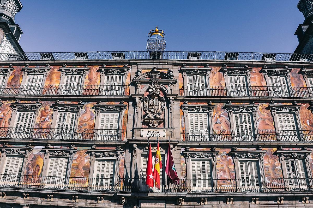 Visite de Madrid et ses alentours en 4 jours