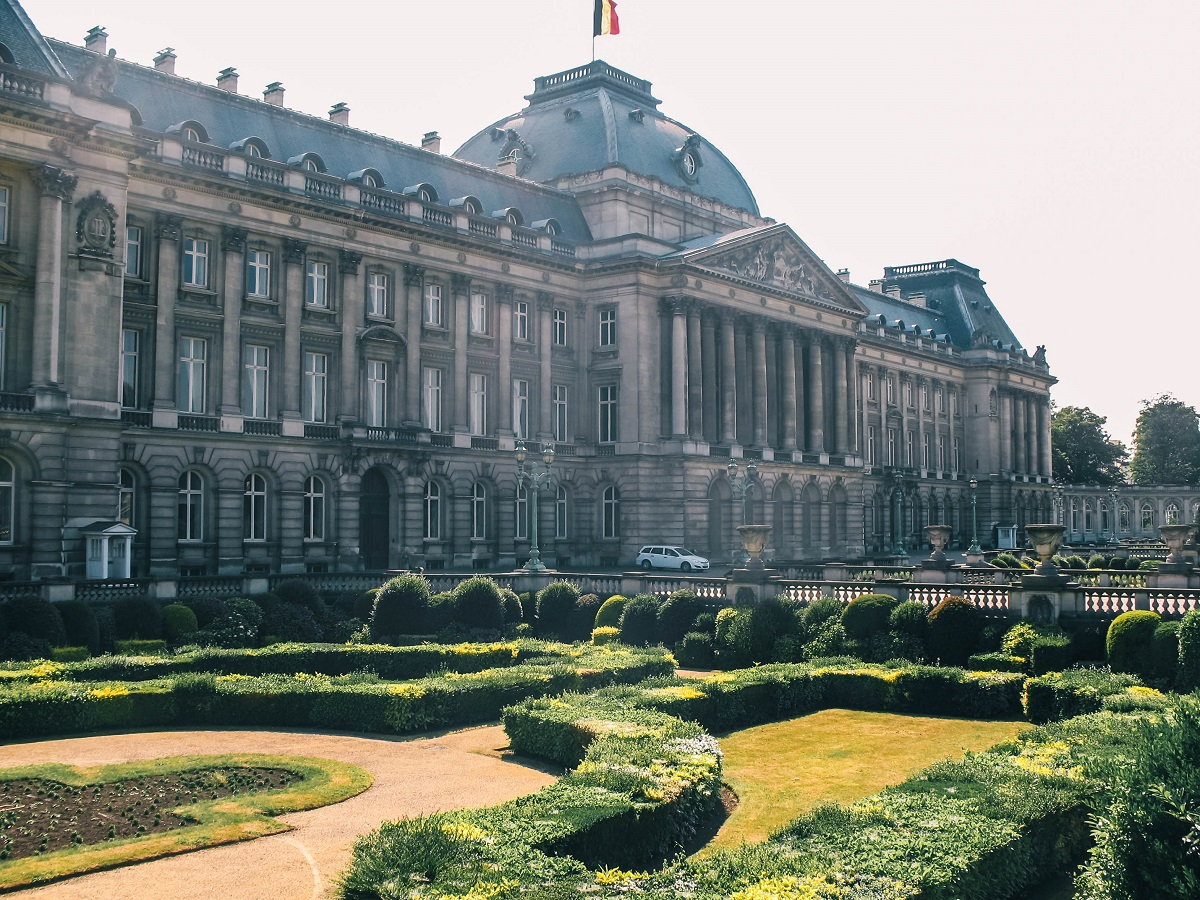 Palais Royal de Bruxelles
