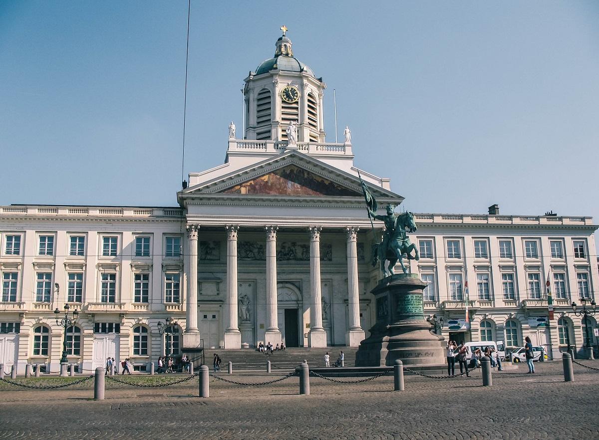 Place Royale de Bruxelles