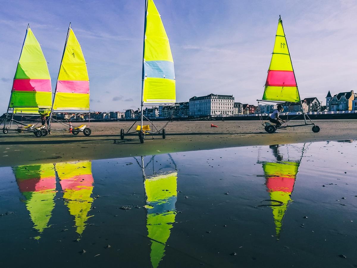 Initiation Au Char A Voile Sur La Cote D Opale Alternatives Retour D Experience Hashtag Voyage