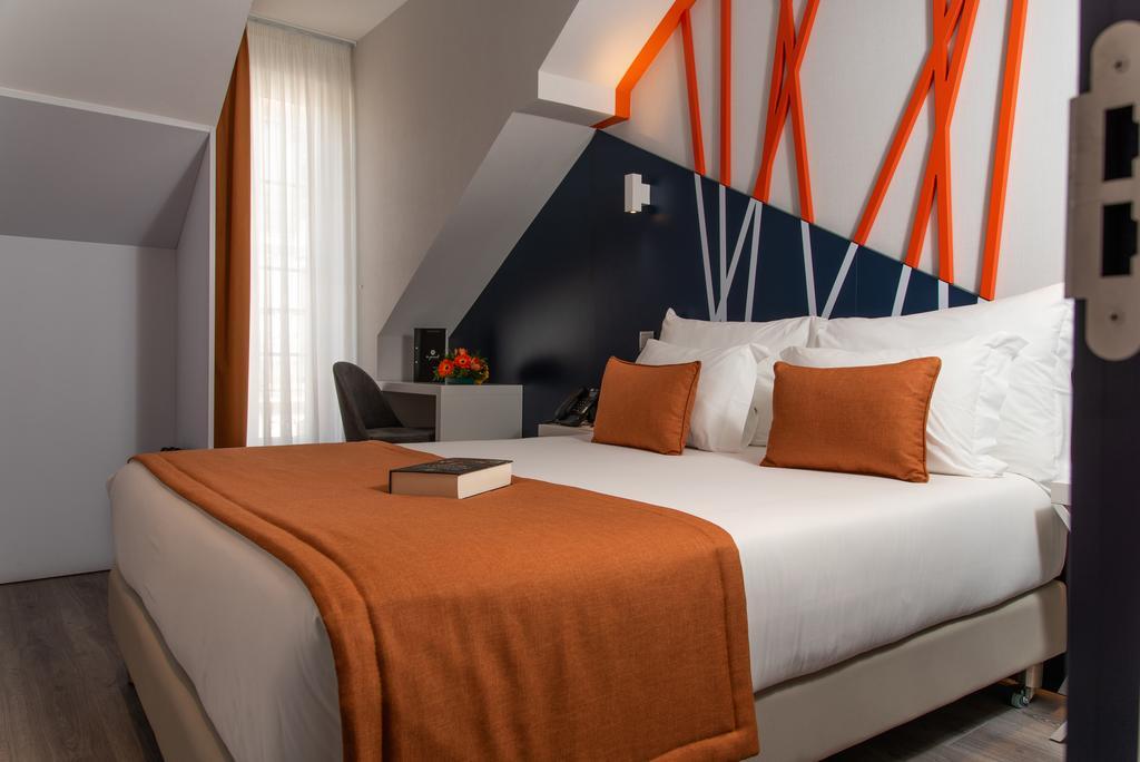 Une chambre de l'hôtel Be Poet Baixa à Lisbonne