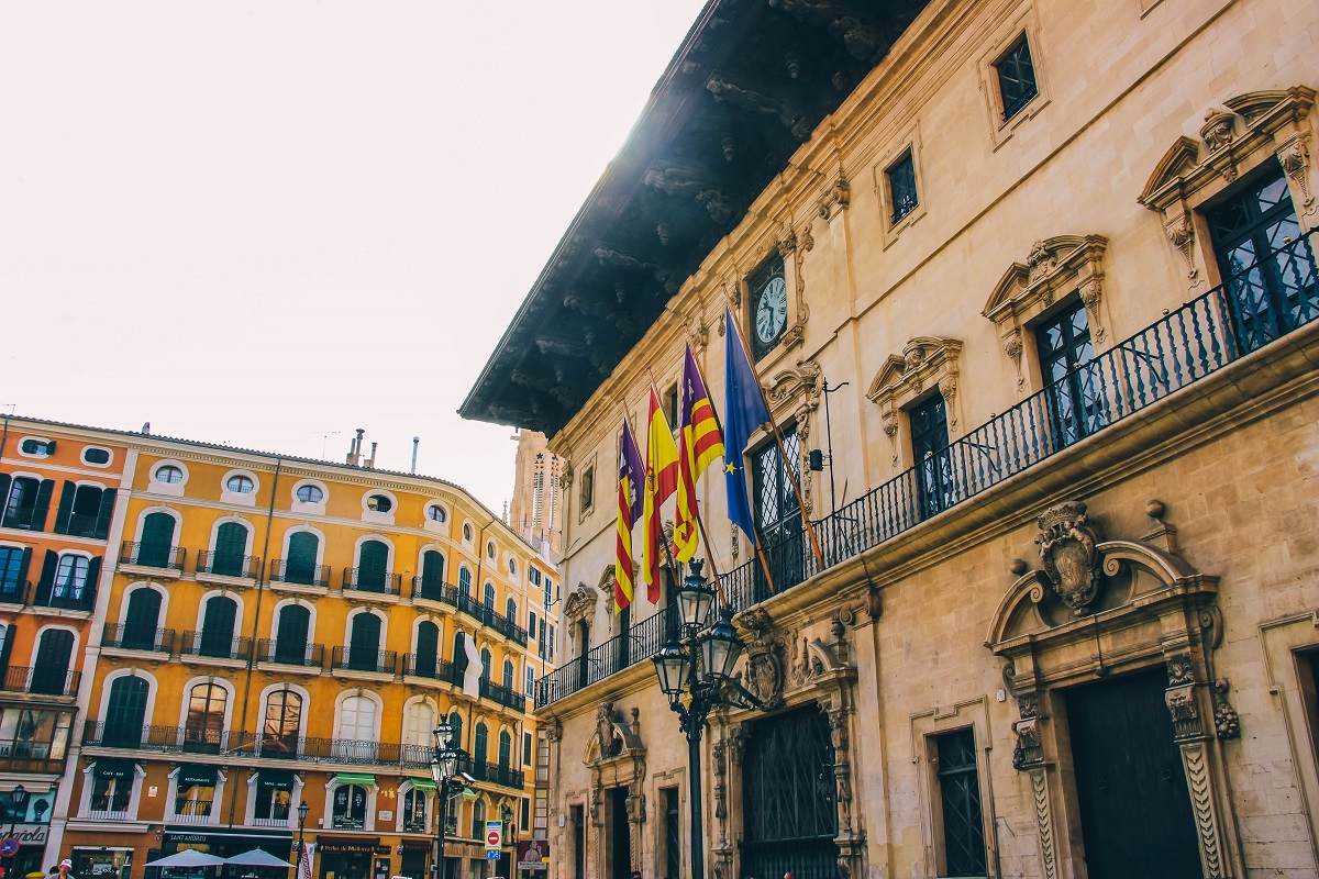 Mairie de Palma de Majorque