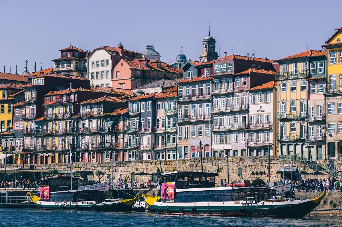 Quartier Ribeira de Porto