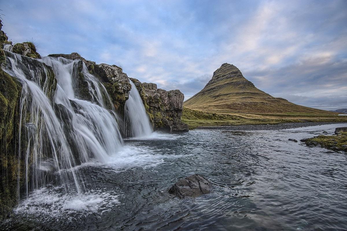 Snæfellsnes au nord de Reykjavik en Islande