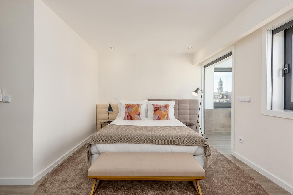 Chambre du Your Opo Central Apartments à Porto