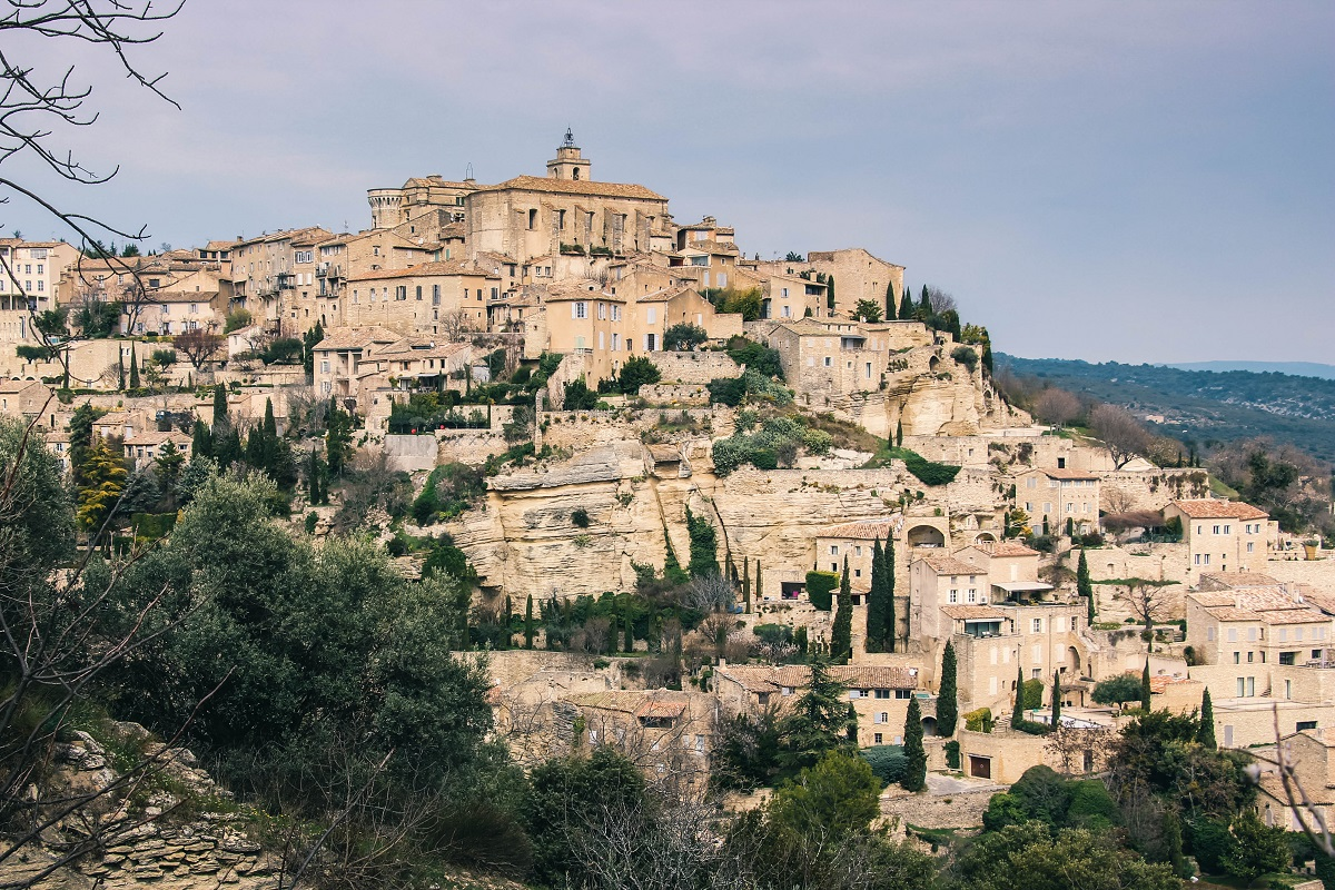 Village de Gordes en Provence