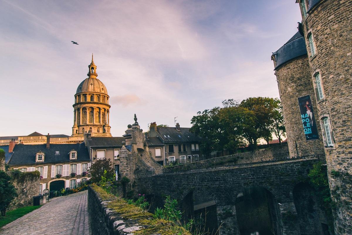 Visiter Boulogne sur Mer et sa vieille-ville