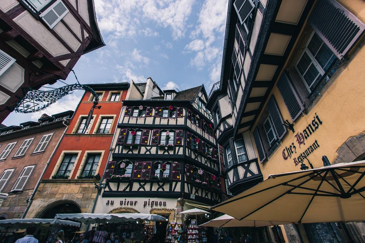 Boutique de souvenirs à Colmar