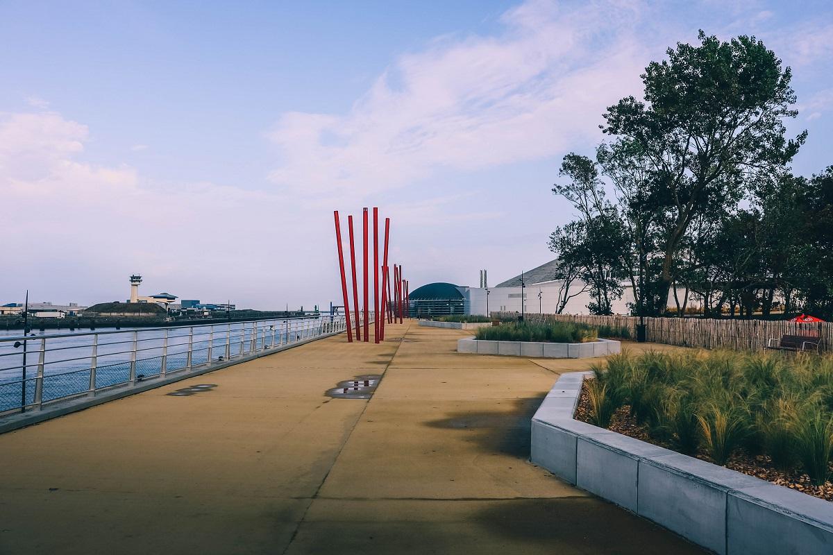Jardins de Nausicaa à Boulogne sur Mer