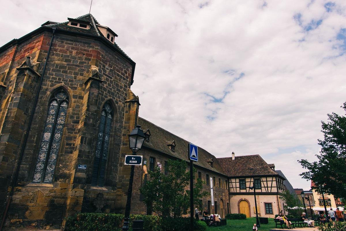 Le musée Unternlinden de Colmar