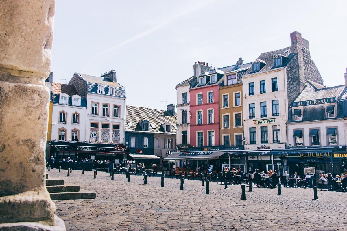 Place Dalton de Boulogne sur Mer