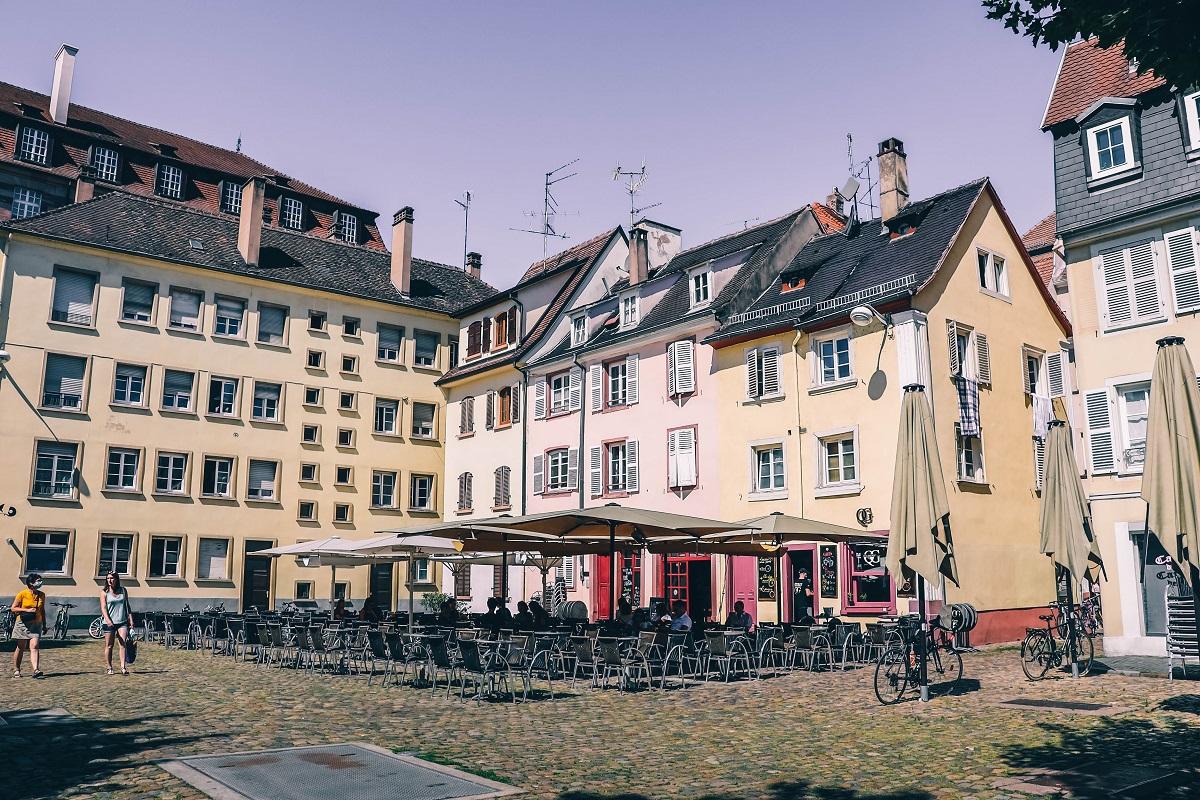 Place du Marché Gayot à Strasbourg