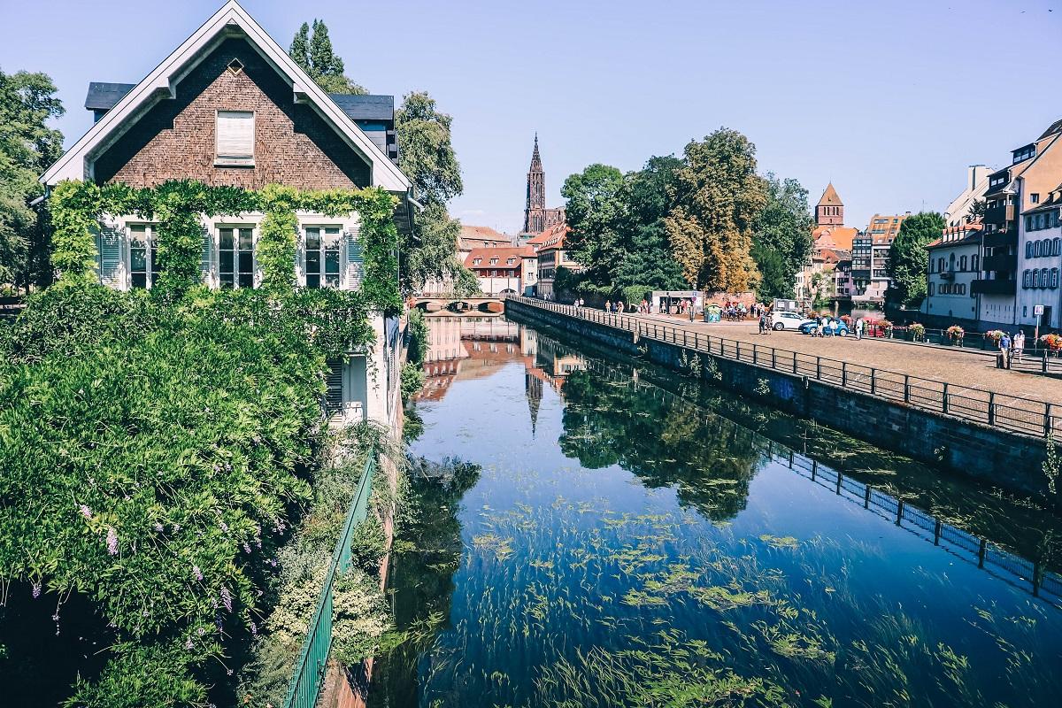 Visiter Strasbourg et son incontournable quartier de la Petite France