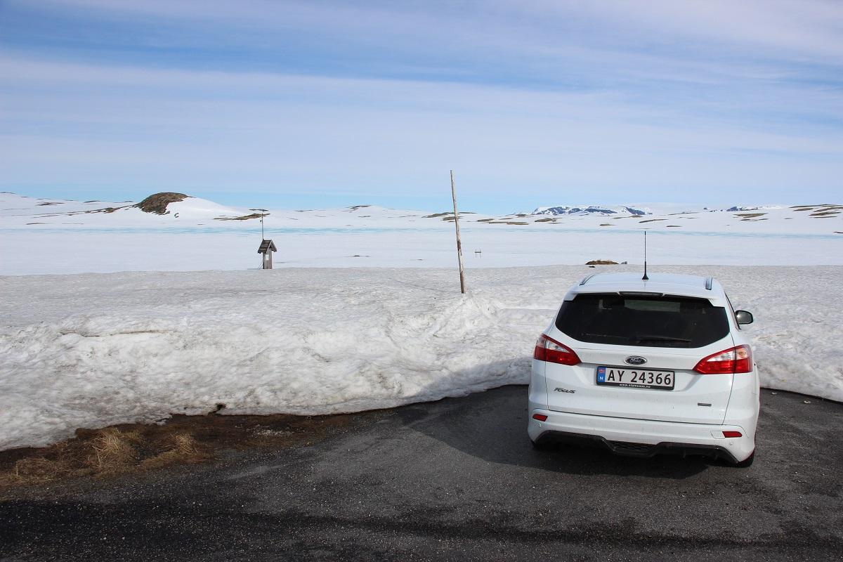 Location de voiture en Norvège