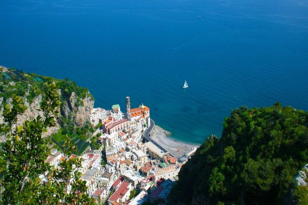 Atrani sur la Côte Amalfitaine