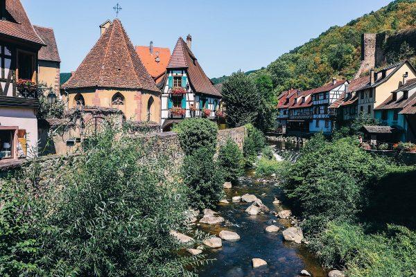Kaysesberg en Alsace