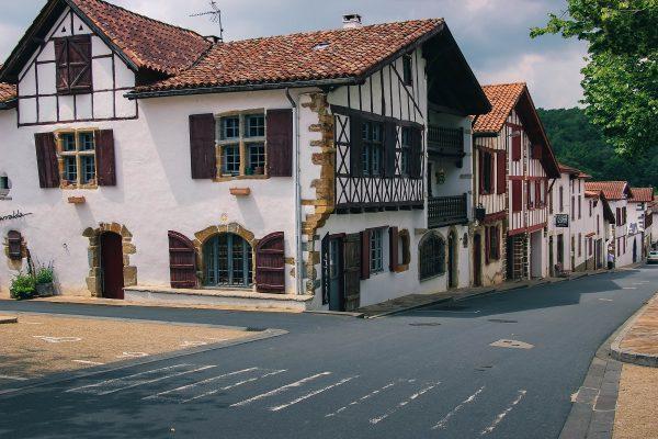 Village du Pays Basque
