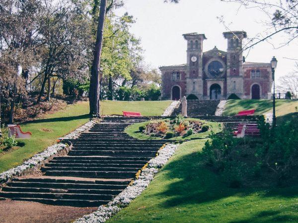 Eglise Notre-Dame-des-Passes au Moulleau à Arcachon