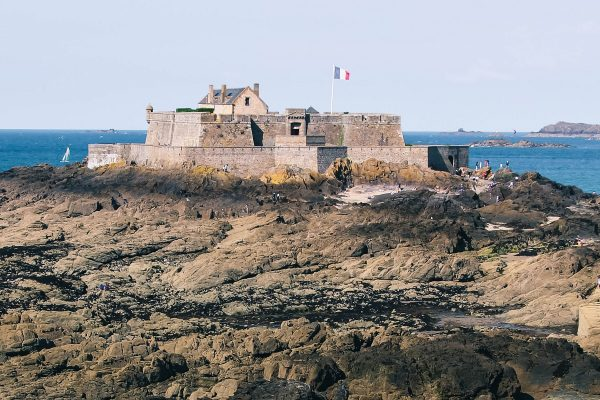 Fort National de Saint-Malo
