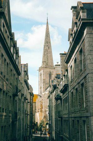 Vieille-ville de Saint-Malo